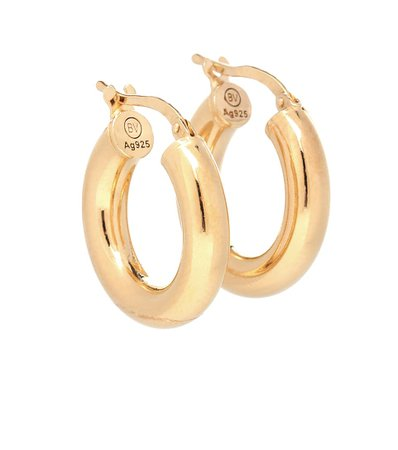 Small Hoop Earrings | Bottega Veneta - Mytheresa