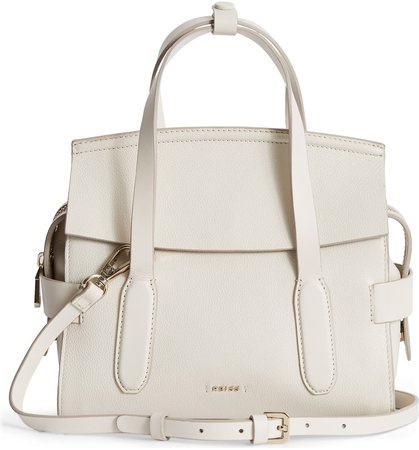 Reiss Sophie Leather Crossbody Bag | Nordstrom