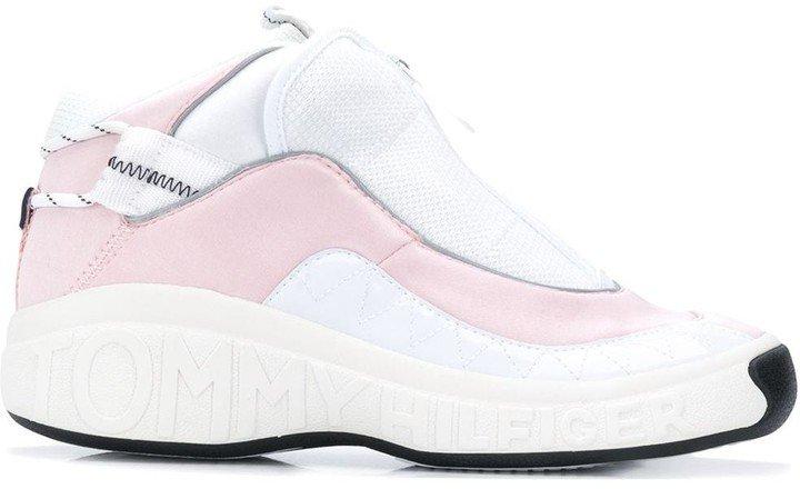 Zip Detail Sneakers