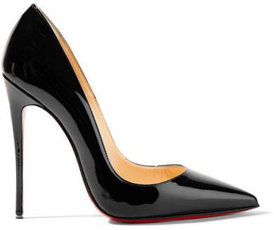 So Kate 120 Patent-leather Pumps - Black