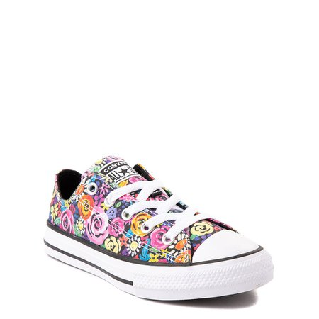 Converse Chuck Taylor All Star Lo Sneaker - Little Kid - Painted Floral   Journeys