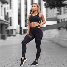 black workout outfit - Google Search