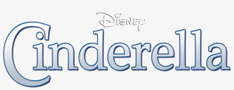 Cinderella - Disney Cinderella Logo - Free Transparent PNG Download - PNGkey