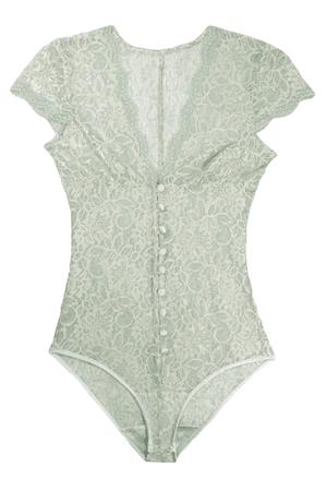 Olive Jade Classic Bodysuit   Sonata Rapalyte   Anya Lust Luxury