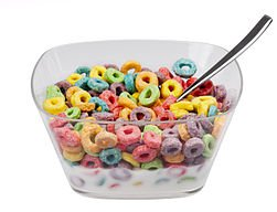 Froot-Loops-Cereal-Bowl.jpg (251×192) breakfast Pull PNG