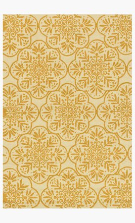 VB-06 IVORY / BUTTERCUP | Loloi Rugs