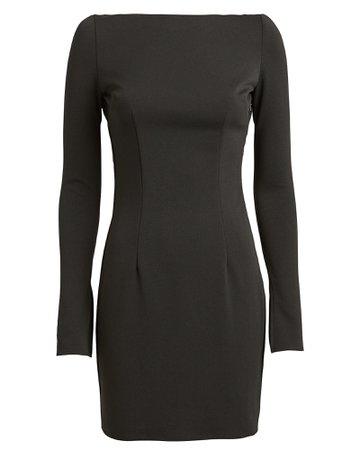 Katie May | Glisten Open Back Mini Dress | INTERMIX®