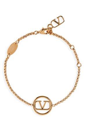Valentino VLOGO Bracelet | Nordstrom