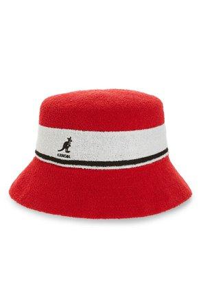 Kangol Bermuda Stripe Bucket Hat   Nordstrom