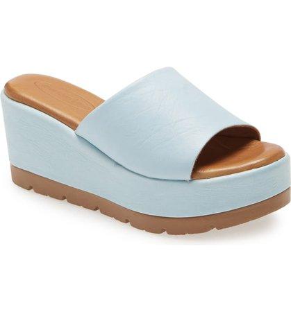 Sheridan Mia Tart Platform Slide Sandal (Women) | Nordstrom