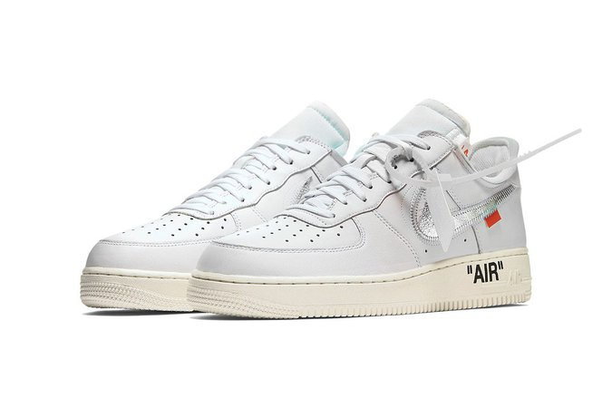 Nike Air Force x Off White