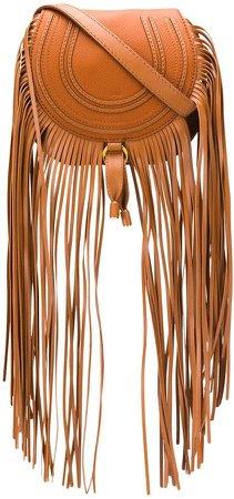 Marcie fringe crossbody bag