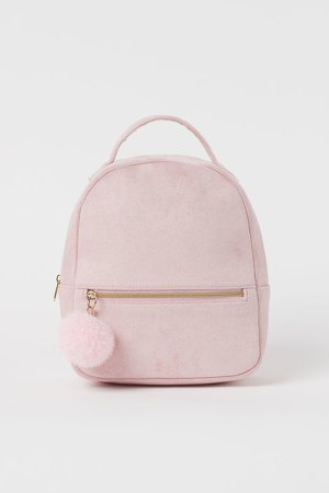 Small Backpack - Pink