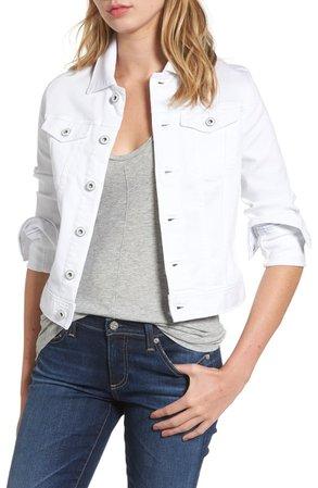 AG Robyn Denim Jacket | Nordstrom