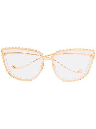 Anna Karin Karlsson Honey You Optical Glasses - Farfetch
