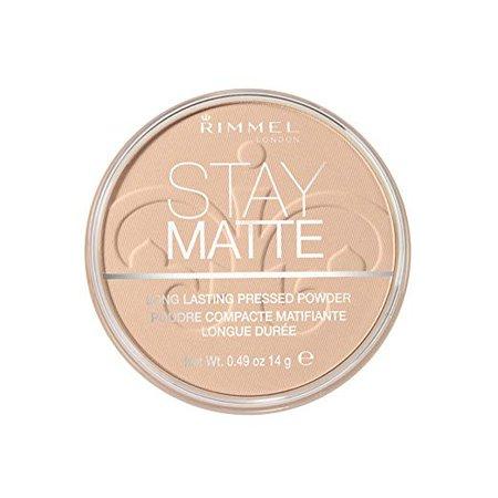 Amazon.com : Rimmel Stay Matte Pressed Powder, Creamy Natural, 0.49 Ounce : Face Powders : Gateway