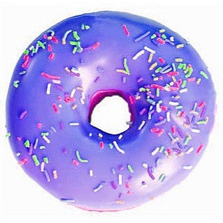 purple donut