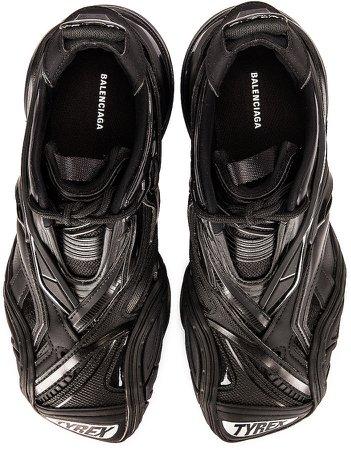 Speed 2 Low Top Sneakers in Black & White | FWRD