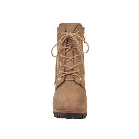 camel chunky heels boots - Buscar con Google