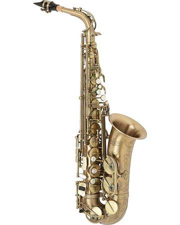 ALLORA : Allora Paris Series Professional Alto Saxophone Antique Matte – AAAS-807