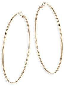 large gold hoops - Google Search