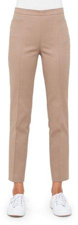 'Franca' Techno Cotton Pants