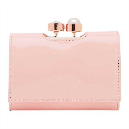 Pale-Pink Clutch