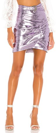 Gilette Western Mini Skirt