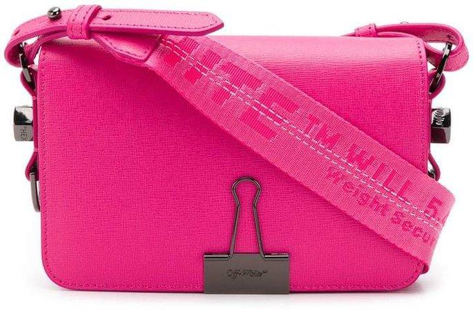 Binder Clip shoulder bag