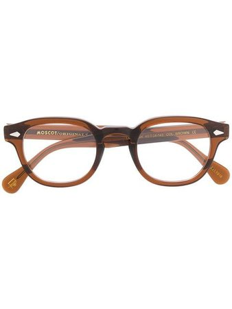 Moscot Round Frame Glasses