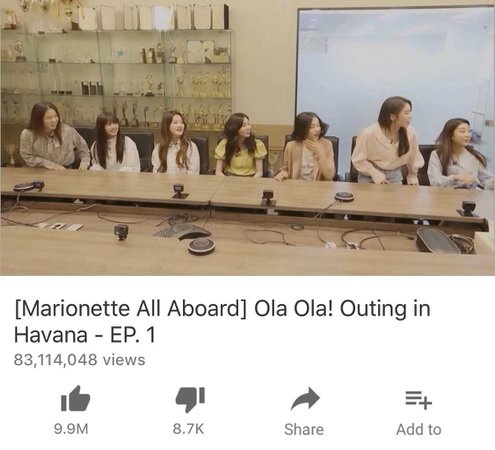 MARIONETTE ALL ABOARD - EP. 1