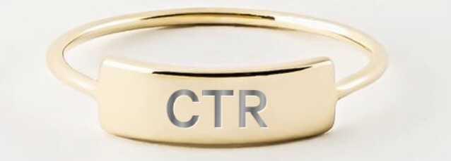 CTR ring