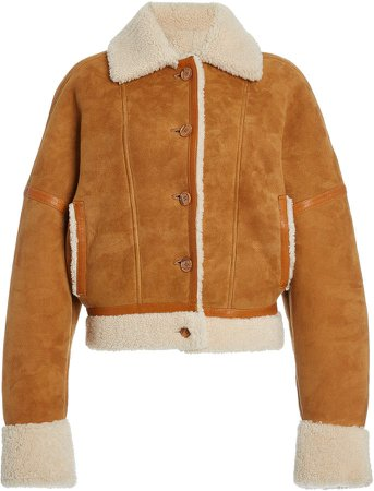 ARJE Jupiter Reversible Shearling Jacket