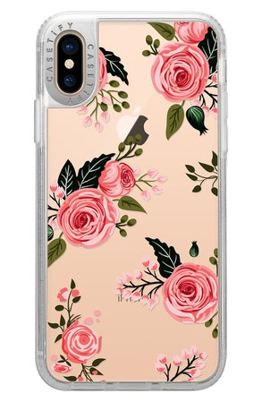 Casetify Roses iPhone X/Xs/Xs Max & XR Case | Nordstrom