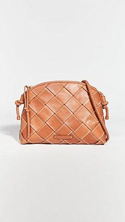 Loeffler Randall Mallory Woven Crossbody Bag | SHOPBOP