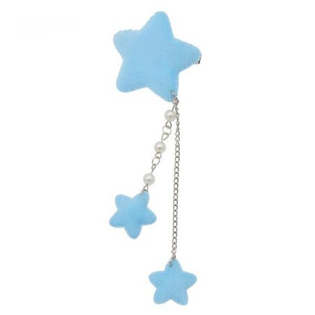 Starry Dangle Hair Clip (from Kawaii Babe)