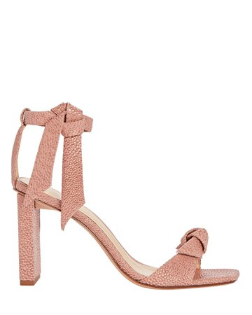 Alexandre Birman Clarita 85 Leather Sandals | INTERMIX®
