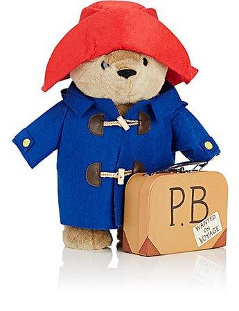 Yottoy Paddington Bear™ With Suitcase | Barneys New York