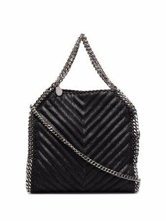 Stella McCartney Falabella Shiny Tote Bag - Farfetch