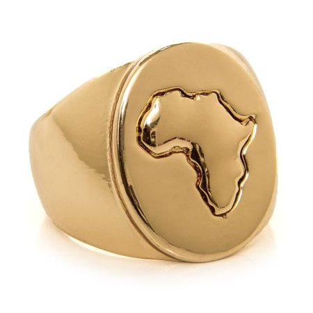 Africa Ring - Melody Ehsani