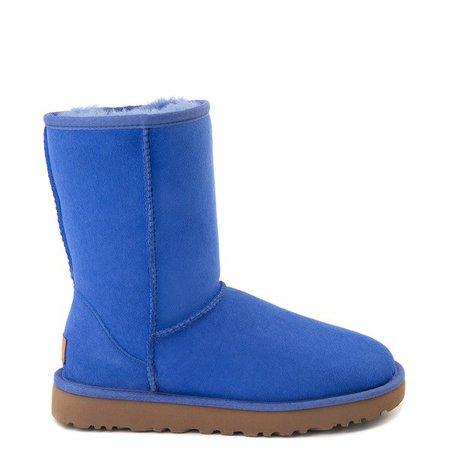 Womens UGG® Classic Short II Boot - Blue | Journeys