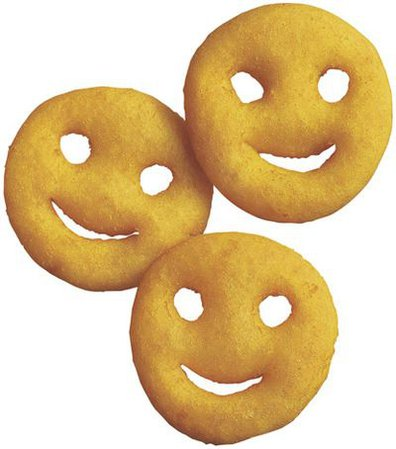 Smiley faces for school dinners! | A certain smile : ) | Pinterest | Polyvore, Smiley and Foods