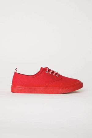 Sneakers - Red