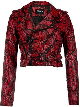 Red Snake Jacket