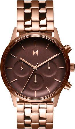 Duet Chronograph Bracelet Watch, 38mm