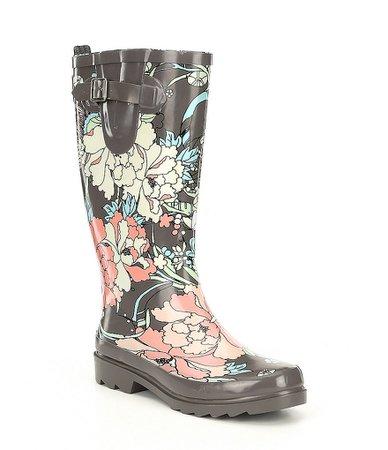 The Sak Rhythm Rain Boots | Dillard's