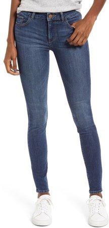 Instasculpt Emma Ankle Skinny Jeans