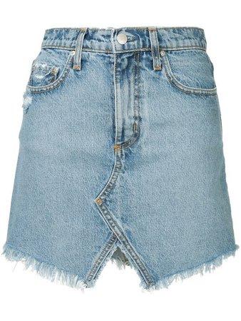 Nobody Denim Denim Skirt