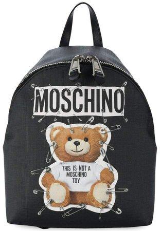 medium Teddy logo backpack