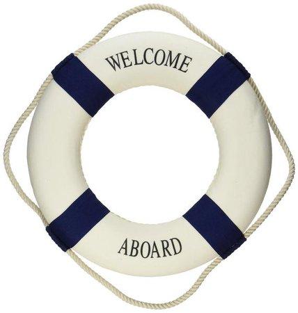 nautical life ring - Google Search